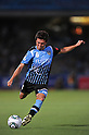 Takanobu Komiyama (Frontale), July 27, 2011 - Football / Soccer  : 2011 J.LEAGUE Yamazaki Nabisco Cup, 1st Round 2nd Leg match between Kawasaki Frontale 3-1 Sanfrecce Hiroshima at Kawasaki Todoroki Stadium, Kanagawa, Japan. (Photo by Atsushi Tomura /AFLO SPORT) [1035]