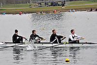 398 DartTotnesRC SEN.4‐..Marlow Regatta Committee Thames Valley Trial Head. 1900m at Dorney Lake/Eton College Rowing Centre, Dorney, Buckinghamshire. Sunday 29 January 2012. Run over three divisions.