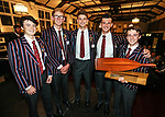 Kings College - Rowing Awards, 12 May 2017
