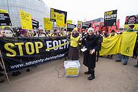 2015/01/22 Berlin | Amnesty International gegen Folter-Strafe für Blogger