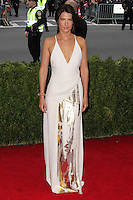 """NEW YORK CITY, NY, USA - MAY 05: Cobie Smulders at the """"Charles James: Beyond Fashion"""" Costume Institute Gala held at the Metropolitan Museum of Art on May 5, 2014 in New York City, New York, United States. (Photo by Xavier Collin/Celebrity Monitor)"""