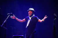 LONDON, ENGLAND - NOVEMBER 19: Dhafer Youssef performing at The Jazz Festival at Barbican on November 19, 2016 in London, England.<br /> CAP/MAR<br /> &copy;MAR/Capital Pictures /MediaPunch ***NORTH AND SOUTH AMERICAS ONLY***