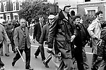 National Front march Lewisham, South London England 1977.