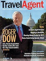 USTA President Roger Dow for Travel Agent Magazine