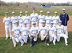 4-19-15, Skyline High School junior varsity baseball team