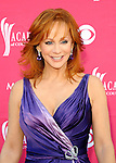 Reba McEntire at the 2009 Academy Of Country Music Awards at the MGM Grand in Las Vegas, April 5th 2009..Photo bt Chris Walter-Photofeatures