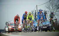 Milan-San Remo 2012.raceday.escape group of the day