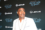 Tracy Morgan attends The Darker Side of Green debate series moderated by Tracey Morgan at The Bowery Hotel, NY 7/27/10 D. Salters/WENN