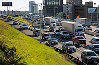 Austin traffic ranks among worst in America, report shows. Austin is the 16th most-congested city in America, and the 25th most-congested city in the Western Hemisphere, according to the annual traffic patterns report from GPS maker TomTom.