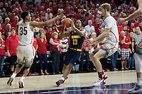 Cal Basketball M vs Arizona, February 11, 2017