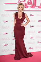 LONDON, UK. November 24, 2016: Kate Wright at the 2016 ITV Gala at the London Palladium Theatre, London.<br /> Picture: Steve Vas/Featureflash/SilverHub 0208 004 5359/ 07711 972644 Editors@silverhubmedia.com