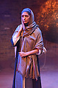Theatre Accord, in association with Tara Arts, presents PARADISE OF THE ASSASSINS, based on a novel by Abdul Halim Sharar, adapted and directed by Anthony Clark. Design is by Matilde Marangoni. This production marks the opening of the new Tara Theatre. Picture shows: Skye Hallam (Zamurrud)