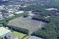 Deutschland, Schleswig. Holstein, Reinbek, Glinde, Gewerbe, Waldrodung