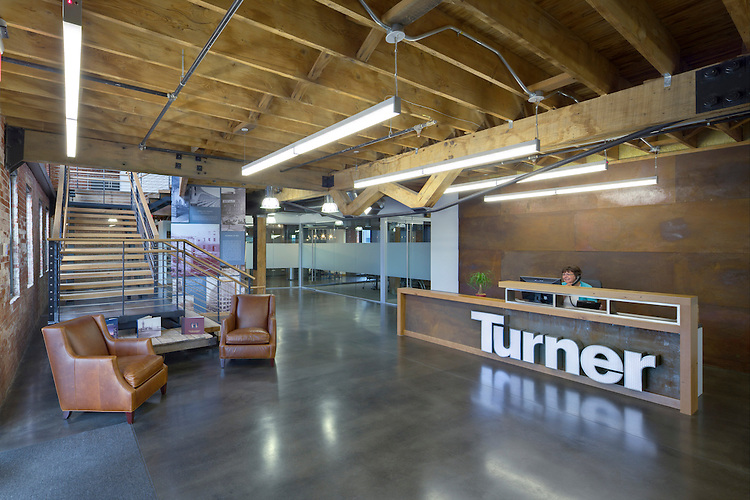 Turner construction company columbus office brad feinknopf for Tianhua architecture design company