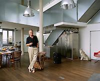 Professor Wolf D Prix, Architect