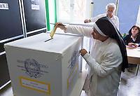 Il giorno del voto