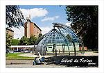Cartoline da Barriera di Milano<br /> Piazza Tartini