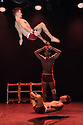 Bromance, Barely Methodical Troupe, Circus Hub, EdFringe 2015