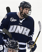 Eric Knodel (UNH - 5) - The Boston College Eagles and University of New Hampshire Wildcats tied 4-4 on Sunday, February 17, 2013, at Kelley Rink in Conte Forum in Chestnut Hill, Massachusetts.