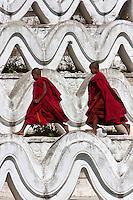Myanmar, Burma, Mingun
