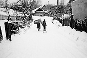 Maramures, Romania<br /> January 1992