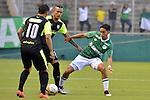 Deportivo Cali y Seguros La Equidad igualaron 1-1, en Cali. Fecha 3 Liga Águila II-2016.