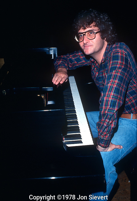 Randy Newman, Nov 1977, American singer/songwriter, arranger, composer, and pianist who is notable for his mordant (and often satirical) pop songs and for his many film scores.<br /> <br />  Since the 1980s, Newman has worked mostly as a film composer. His film scores include Ragtime, Awakenings, The Natural, Leatherheads, James and the Giant Peach, Meet the Parents and Seabiscuit. He has scored five Disney-Pixar films: Toy Story, A Bug's Life, Toy Story 2, Monsters, Inc. and Cars. Most recently he scored Princess and the Frog and is set to return for Toy Story 3 and Cars 2.<br /> <br /> He has been singled out for a number of awards by his colleagues, including an Academy Award, two Emmy Awards, four Grammy Awards, and the Governor's Award from the Recording Academy.[3] Randy Newman was inducted into the Songwriters Hall of Fame in 2002.