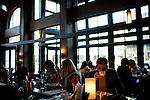The Grange restaurant at the Citizen Hotel in Sacramento, California.