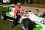 Janet Guthrie - #251 1966 Lightning Offenhauser: Robert McConnel Collection