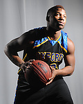 Oxford High basketball player Carl Smith photographed on Wednesday, January 13, 2010.