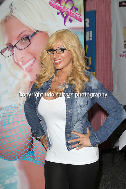 Adult Film Actress Taylor Stevens Attends EXXXOTICA 2012 at the NJ Expo Center, Edison NJ    11/10/12
