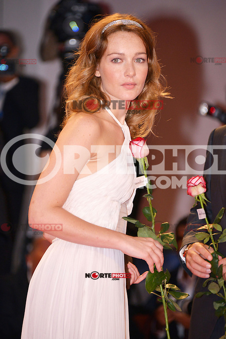 August 30, 2012: Christiana Capotondi attends the &quot;Superstar&quot; Screening during the 69th Venice International Film Festival at Palazzo del Casino in Venice, Italy..Credit: &copy; F2F / MediaPunch Inc. /NortePhoto.com<br />