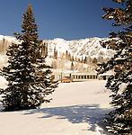 Alta Utah's SnowPine Lodge