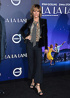 Actress Lisa Rinna at the Los Angeles premiere for &quot;La La Land&quot; at the regency Village Theatre, Westwood. <br /> December 6, 2016<br /> Picture: Paul Smith/Featureflash/SilverHub 0208 004 5359/ 07711 972644 Editors@silverhubmedia.com