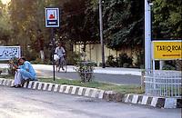 Pakistan  Peshawar  1986..Tariq Road