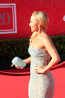 LOS ANGELES - JUL 11:  Hayden Panettiere arrives at the 2012 ESPY Awards at Nokia Theater at LA Live on July 11, 2012 in Los Angeles, CA