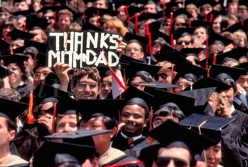 Graduation Colrnell University.