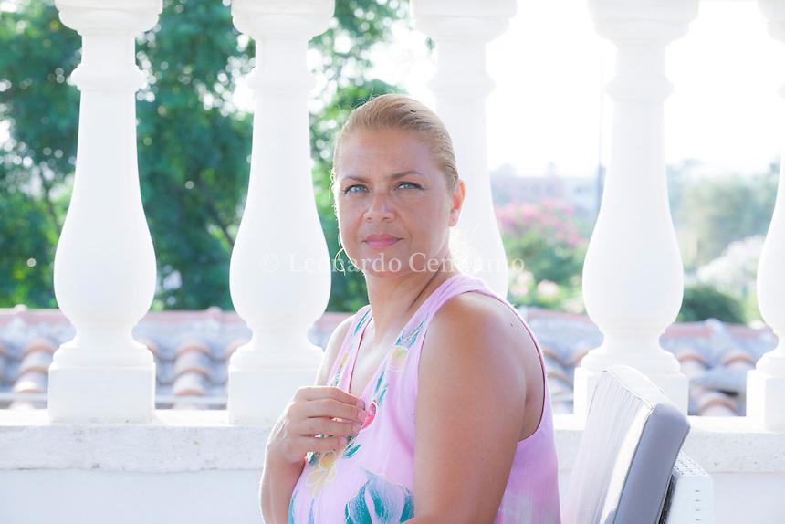 Sveva richiama in questo bel romanzo di Lilli Pati i tanti personaggi femminili della tragedia classica. Pensiamo soprattutto alla figura di Fedra, ... Carmiano (Lecce), 25 luglio 2016. © Leonardo Cendamo