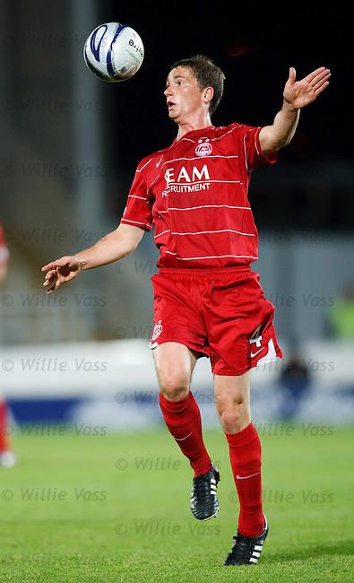 Gary McDonald, Aberdeen