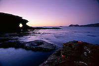 Sunset Arch, The Galapagos Islands