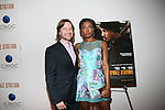 Matthew James Thomas and Patina Miller Attend The Weinstein Company Presents a Special Ccreening of FRUITVALE STATION Held at the MOMA, NY