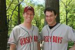 04-29-10 Eric Steffer Stevens - Constantine  Maroulis - softball