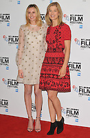 Laura Carmichael and Rosamund Pike at the 60th BFI London Film Festival &quot;A United Kingdom&quot; opening gala press conference and photocall, The May Fair Hotel, Stratton Street, London, England, UK, on Wednesday 05 October 2016.<br /> CAP/CAN<br /> &copy;CAN/Capital Pictures /MediaPunch ***NORTH AND SOUTH AMERICAS ONLY***