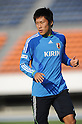 Kosuke Yamamoto (JPN),.OCTOBER 18, 2011 - Football / Soccer :.U-22 Japan team candidates training camp in Tokyo, Japan. (Photo by FAR EAST PRESS/AFLO)