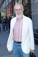 NEW YORK, NY - APRIL 18: James Cromwell seen on April 18, 2017 in New York City. <br /> CAP/MPI/DIE<br /> &copy;DIE/MPI/Capital Pictures
