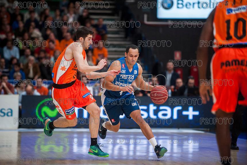 Valencia Basket 92-65 Retabet.es GBC (22-11-2015)