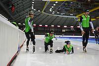 Training Thialf 200314