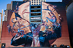 Symphonic Mural in Dallas Texas, June 27, 2009.