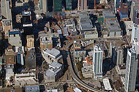 aerial photograph Transbay Transit Center San Francisco, California