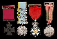 22/04/10 £250,000 for Scot's Victoria Cross